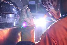 Weld welding tradie workshop