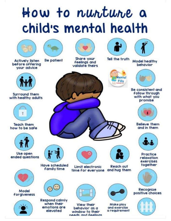 How to Nurture a Child's Mental Health