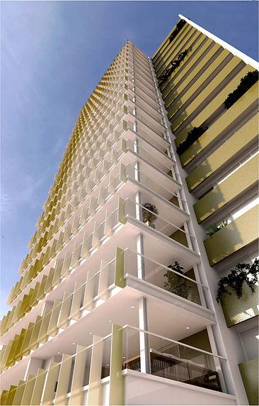 Retrofit de Edifício residencial