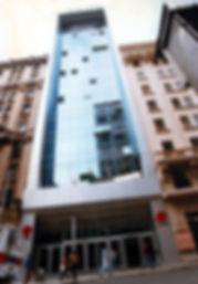 Prédio da CAASP em São Paulo