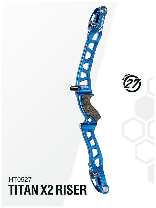 """TITAN X2 27"""" RISER"""