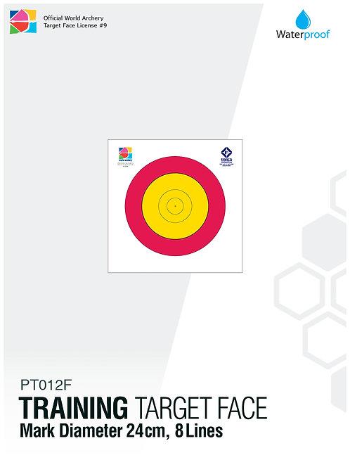 TRAINING TARGET FACE 24