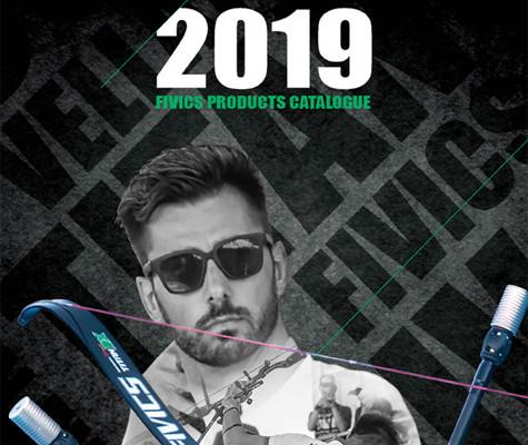 2019 FIVICS CATALOG COVER