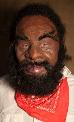 Silicone mask Black Man Tom