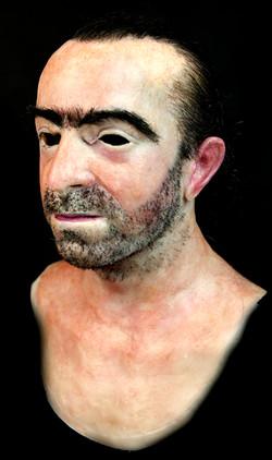 Silicone masks Craig