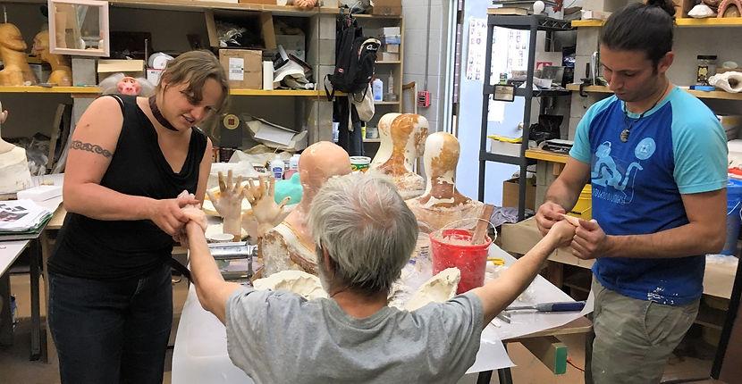 Themasker studio, Des Plaines, IL USA, Realistic mask