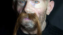 Realistic Silicone Mask Cossack Maxim by The Masker Studio