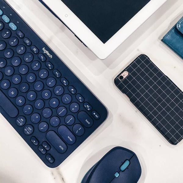 Logitech多裝置藍牙鍵盤滑鼠