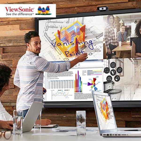 VIEWBOARD®IFP系列智慧互動電子白板