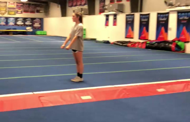 Back Tuck Your Butt Off!