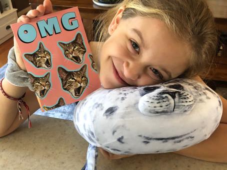 Sloane's Birthday - Part 3