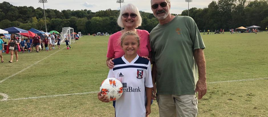 Soccer Tournament Weekend!