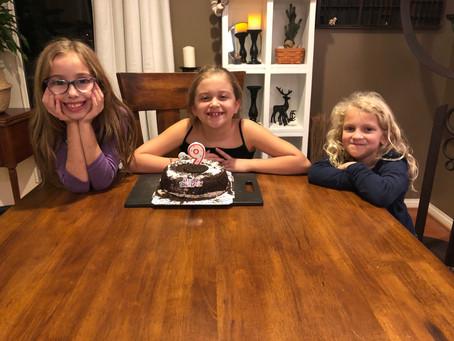Sloane's Birthday - Part 2