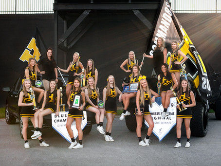 The Last Of 2020 Cheer And A Few Other Things We Did
