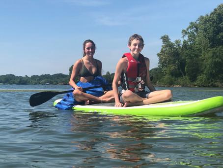 Paddleboarding / Lake Day