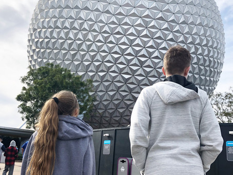 Disney - Day TWO part 2
