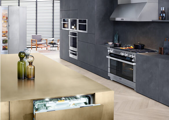 Miele cookers