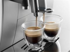 Freestanding coffee maker