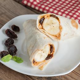 Peanut Butter & Banana Roll