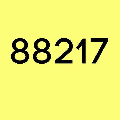 "(Store) 88217 Chiquitas 4.5"" Blancas 5 doz."