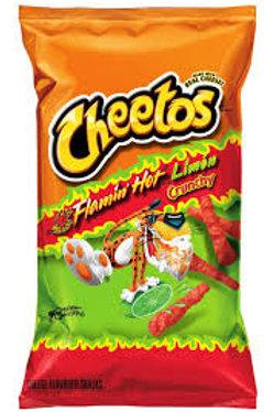 Flamin Hot Limon Cheetos