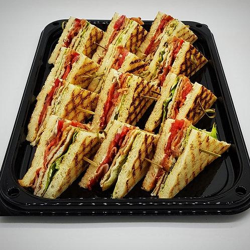 Сэндвич с омлетом и беконом (сет)
