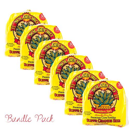 Super Grande Yellow Corn Bundle Pack