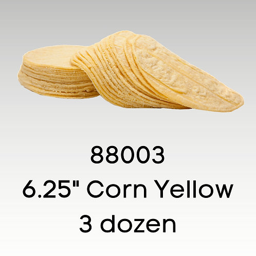 """6.25"""" Yellow Corn"""
