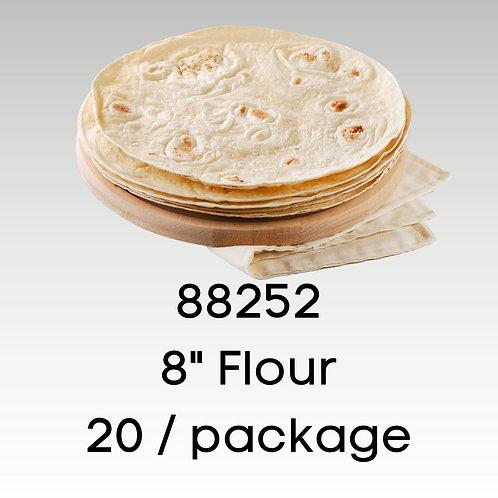 """8"""" Flour Gorditas"""