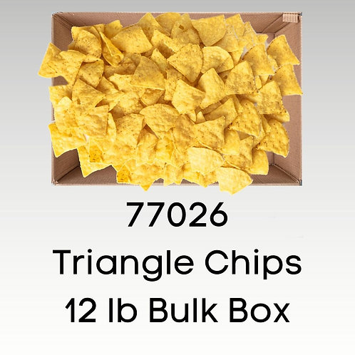 Triangle Bulk Chips
