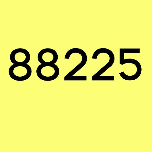 """(Store) 88225 Chiquitas 5"""" Yellow 5 doz"""