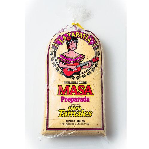 66272 LT 5lbs Masa/Tamales Yellow