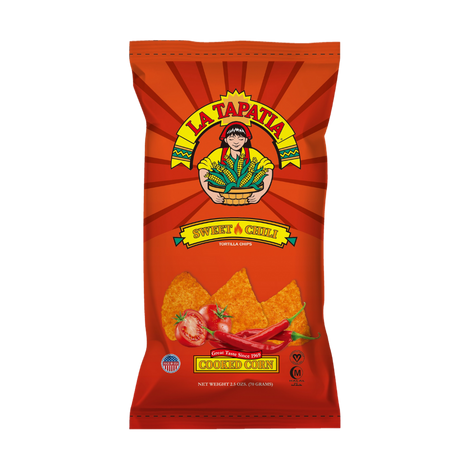La Tapatia Sweet Chili Chip Mini Size