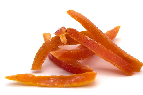 Цукаты из апельсина и грейпфрута