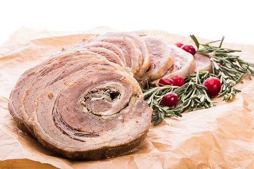 Рулет из мяса быка