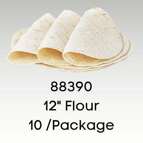 """12"""" Flour Tortillas"""