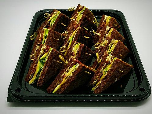 Сэндвич с цуккини и томатами (сет)