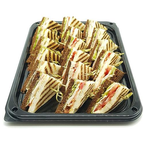 Мини-сэндвичи с мясом