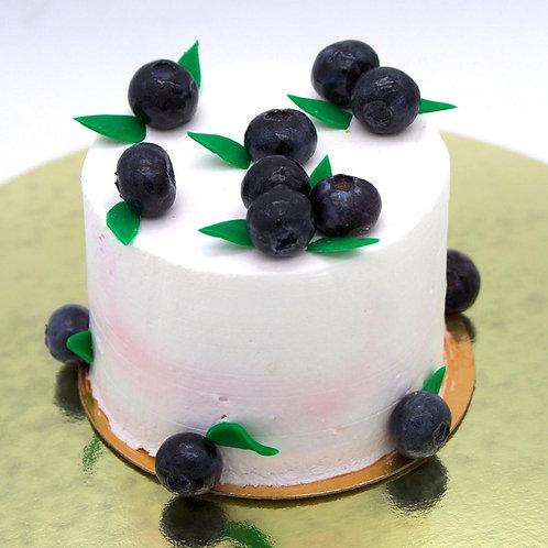Мини-торт ягодный бисквит