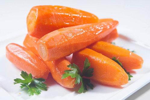 Морковь отварная