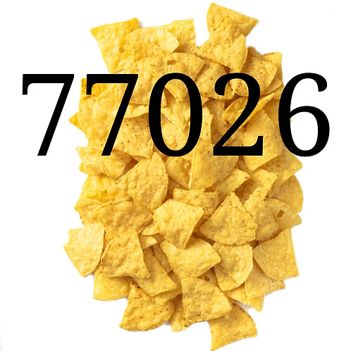 (store) 77026 12lbs Triangle Chips