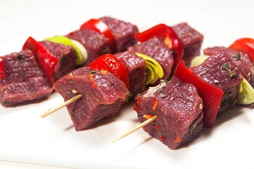 Шашлык из мяса белорусских бычков