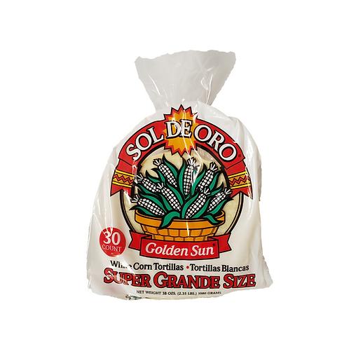 Super Grande White Corn