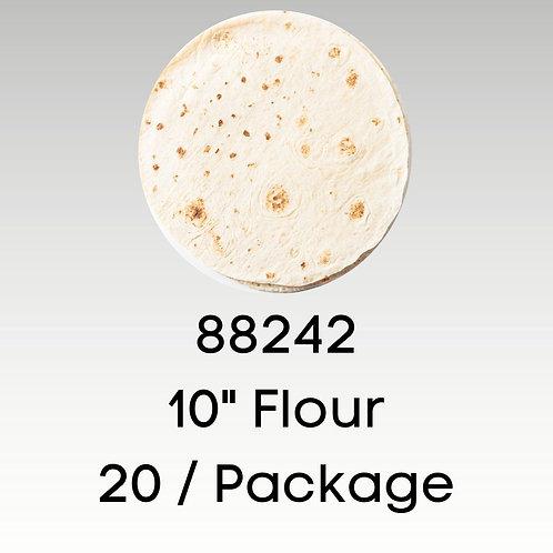 """10"""" Flour Tortillas"""