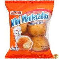 Mini Mantecadas