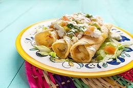 Potato Flautas