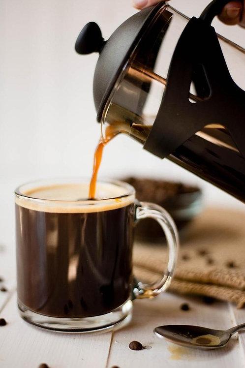 Кофе черный молотый