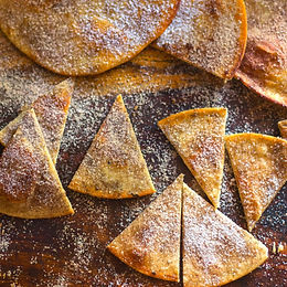 Baked Cinnamon Chips