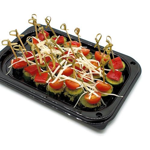 Канапе из свежих овощей (ассорти)
