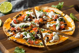 Clear the Veggie Drawer Pizza